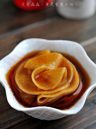 开胃酱萝卜 - 中国凉菜 - 中 国 凉 菜