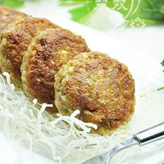 煎豆腐猪肉丸的做法