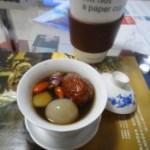 桂圆红枣生姜茶