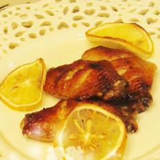 檸檬蜜汁雞翅的做法
