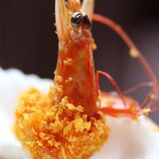 香酥炸虾球的做法