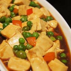 合家欢豆腐的做法