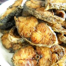 熏鲅鱼的做法