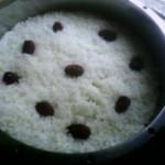 红枣大米饭