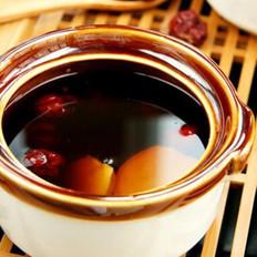 大枣红糖姜水