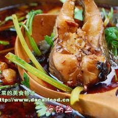 冷鍋魚的做法