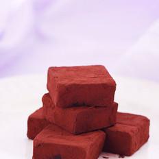 朗姆松露巧克力的做法