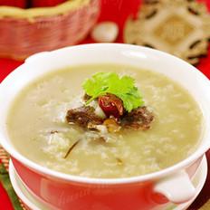 红枣鸽粥的做法