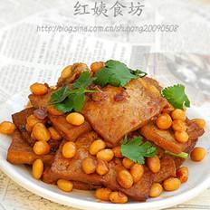 香辣豆腐干的做法