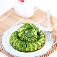 蓑衣凉拌黄瓜的做法