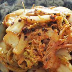 香辣干锅白菜的做法