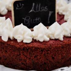 甜菜巧克力蛋糕