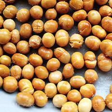 炒豆的做法