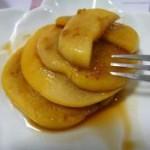 紅糖煎蘋果的做法