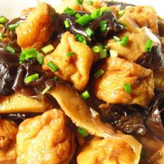 三鲜豆腐泡的做法