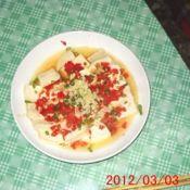 青红辣椒炒豆腐