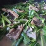 韭菜老板鱼的做法