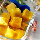 黄桃玉米糕