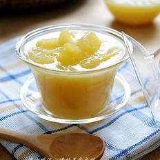 苹果玉米羹的做法