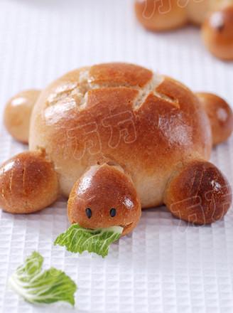 乌龟包的做法
