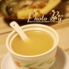 甘蔗橄榄煲鲫鱼汤的做法