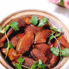 电饭煲焗三杯鸡的做法