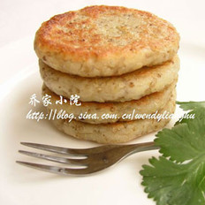 藜麦土豆饼的做法