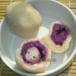 紫薯火龙果雪梅娘