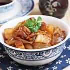 酸菜猪肉炖粉条
