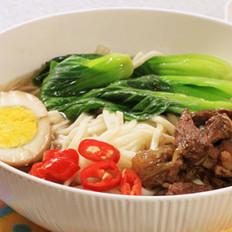 臺式家常牛肉面的做法