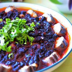 豆豉蒸黄鳗的做法