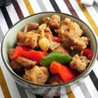 红葱头砂锅焗排骨