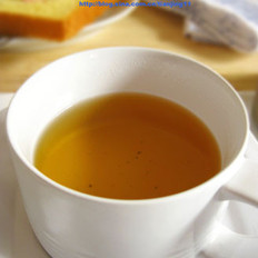 保健茶的做法