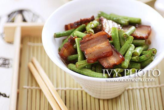 西餐炒豆角窍门土豆片的腊肉菜谱大全简餐腊肉做法图片