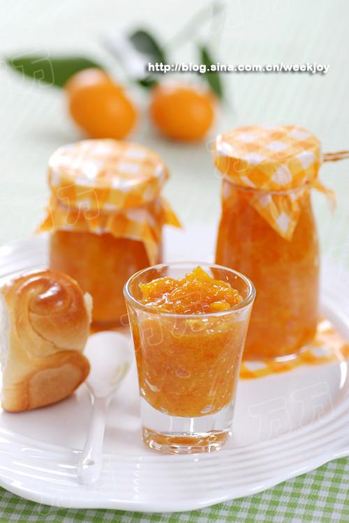 橘柠檬_橘子酱的做法_橘子酱怎么做_小媚猪_美食杰
