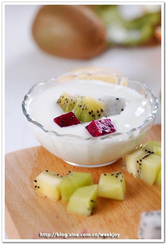 蔬菜酸奶图片