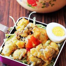 香酥海蛎子的做法