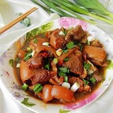 十三香焖羊肉