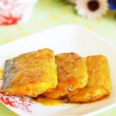 泰式咖喱刀鱼的做法