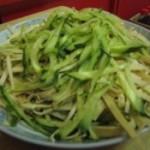 黄瓜拌豆皮的做法