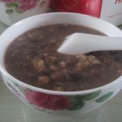 红豆燕麦羹
