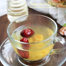 梅子红枣煮米酒的做法