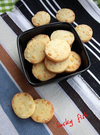 粒粒切达奶酪饼干的做法