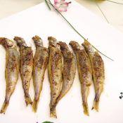 柠檬多春鱼