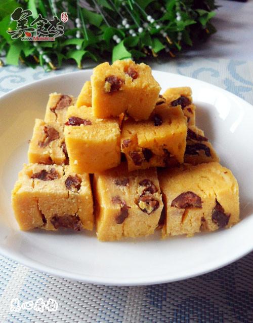 【图】玉米红枣糕_玉米红枣糕的做法,怎么做,