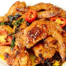 泰式酸甜辣鸡翅的做法