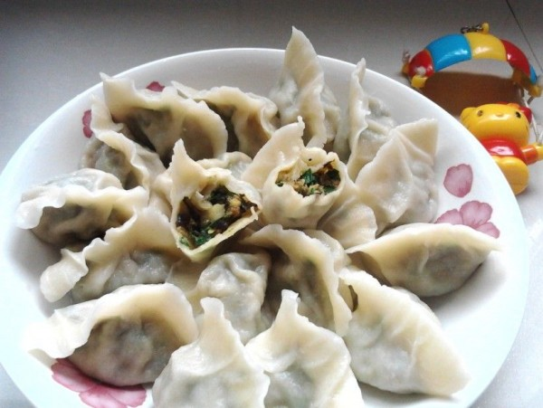 肉三鲜水饺的做法