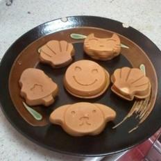 蔬菜火腿蛋糕