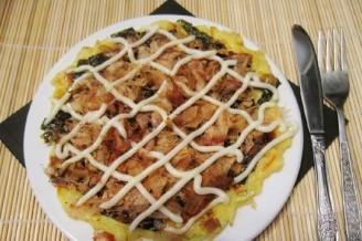 大阪烧的做法_杂菜大阪烧的做法_杂菜大阪烧怎么做_美食杰
