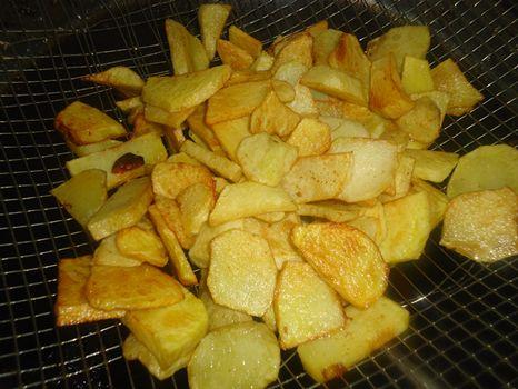油焖土豆片的做法